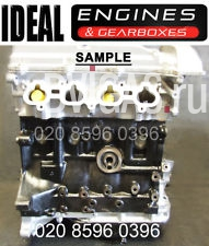 PEUGEOT 807 ENGINE,2.2 HDI 4HW DW12ATED4 TURBO DIESEL -REMANUFACTURED