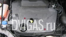 Motor Ford Focus 2.0 TDCi 85 KW