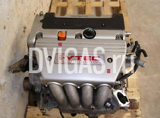 Motor 2,4 i-VTEC 140 KW 190 PS Honda Accord Type-S Viii CL9 CM2 Bj.2004 K24A3