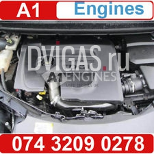FORD FOCUS 2.0 TDCI 16V ENGINE  G6DA,B,C 2004-2009
