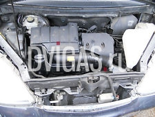 MERCEDES A-CLASS A190 2000 1.9 8V PETROL M166.990 ENGINE BLOCK BOTTOM END ONLY