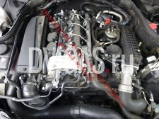 2010 MERCEDES CLC220 BARE BLOCK ENGINE- OM646.963 - ***13,653K MILEAGE***