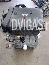 Nissan Note 1.6 Engine Automatic 2007