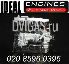 MITSUBISHI MONTERO 2.8 4M40T TURBO DIESEL ENGINE REMANUFACTURED