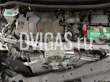 NISSAN VERSA Engine (1.8L, VIN B, 4th digit, MR18DE), Htbk, thru 2/07 07