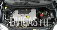 2002 Renault Scenic I 1,9 dCi RX4 Diesel Motor F9Q740 F9Q 740 102 PS