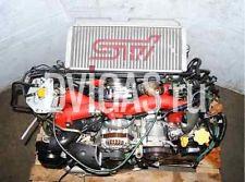 Купить двигатель Субару Impreza седан II (GD, GG) 2 0 WRX