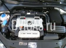 2008 VW Touran Jetta III Golf V 1,4 TSI Benzin Motor Engine BMY 140 PS