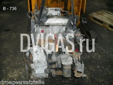 Motor AGG VW Golf 3 (1H1) 2,0 Syncro 115 PS 135.221 km