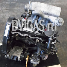 Motor VW Caddy Golf 3 Polo Seat Inca 1,9 SDI AEY