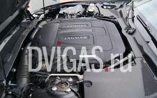 2011 Jaguar XKR S XKR-S 5,0 Benzin Motor Engine 508PS 551 PS